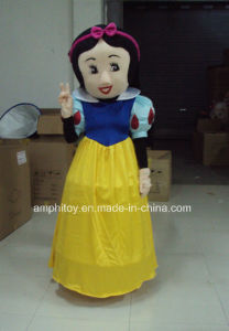Cheapter Snow Princess Cartoon Costume for Party Used pictures & photos