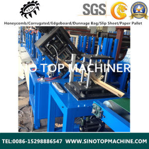 Edge Board Corner Protective Paper Board Making Machine Line pictures & photos