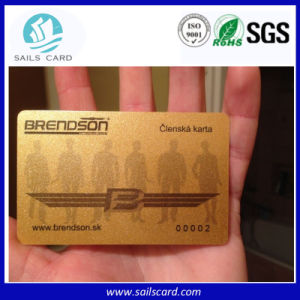 ISO 15693 Contactless I Code 2 Smart Card pictures & photos