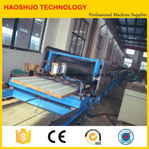 PU Sandwich Panel Production Line with Rubber Belt Conveyor pictures & photos