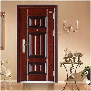 Steel Interior Security Door pictures & photos