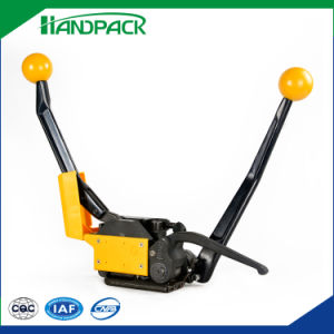 Hand Manual Buckle Free Steel Strapping Machine pictures & photos