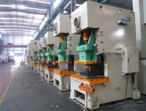 100t Punch Machine, 125t Mechanical Power Press pictures & photos