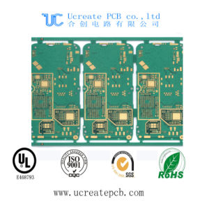 Snack Machines PCB with China Golden Supplier for Rigid PCB pictures & photos