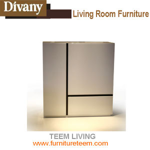 Modern Living Room Furniture Wooden Kitchen Storage Cabinet pictures & photos