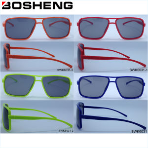 Simple Titanium Optical Frame Polarized Cheap Sunglasses Eyeglass