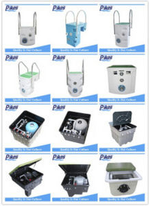 Factory Wall-Hung Pipeless Swimming Pool Filter pictures & photos