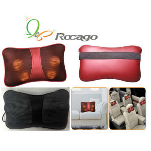 Portable Massage Pillow Best Choice for Car Home Office Travel pictures & photos