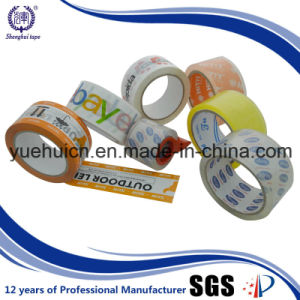 Transparent Strong Sticky OPP Cello Packing Tape pictures & photos