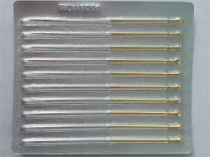 Disposable Needle Individual with Aluminum Blister pictures & photos