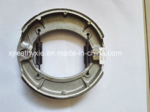 YAMAHA Yp250 Majesty250 Brake Shoe with High Quality for Motorcycle Parts pictures & photos