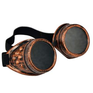 Victorian Cyber Monovision Goth Cosplay Monocles Steampunk Gears Goggles pictures & photos