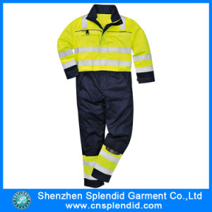 China Wholesale High Visibility Clothing Protective Coverall for Construction