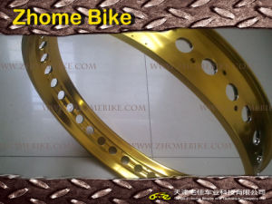 Bicycle Parts/Bicycle Rims/Holed Rims/Fat Rim/Round Holes/26X75mm Zh15rmh02 pictures & photos