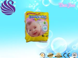 Popupom Good Quality Soft Disposable Baby Diapers pictures & photos