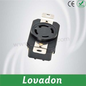 L18-30r American Four-Hole Anti-off Outlet pictures & photos