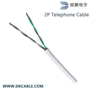 LAN Cable UTP Cat5e 4pairs 24AWG pictures & photos