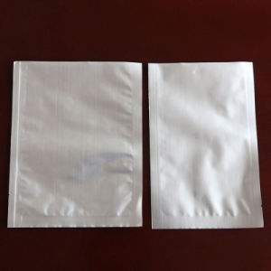 Aluminum Moisture-Barrier Bag Aluminum Foil Pouch Bag Without Print pictures & photos