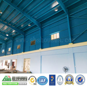 Prefabricated Building Steel Structure Construction Warehouse pictures & photos