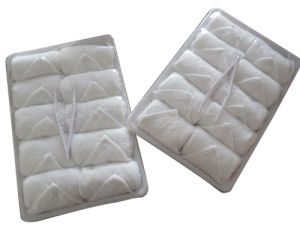 Disposable Rolled Facial Cleaning Towels pictures & photos