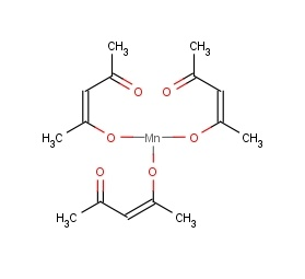 Chemical Reagent Manganic Acetylacetonate CAS 14284-89-0 pictures & photos
