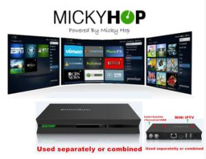 The Strongest HD Combo Android DVB-S2 / T2 Satellite Receiver pictures & photos