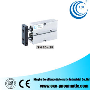 Tn Series Double Shaft Rod Pneumatic Cylinder Tn20*50 pictures & photos