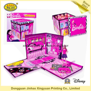 Colorful Packaging Box with PVC Window for Doll (JHXY-PB0044) pictures & photos