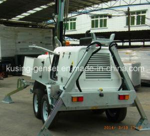 Mobile Light Tower Generator Set/Diesel Genset /Diesel Generating Set/Genset/Diesel Genset pictures & photos