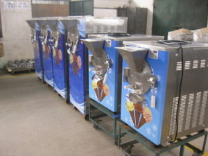 Gelato Machine (CE approval )with different capacity pictures & photos