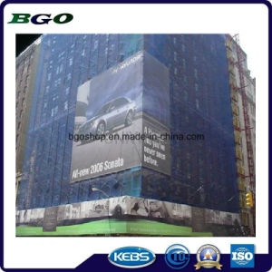 Digital Printing PVC Mesh Banner Canvas Fence (1000X1000 18X9 370g) pictures & photos