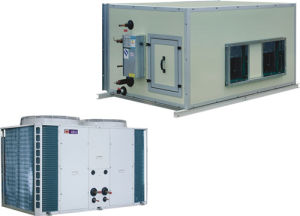 Air Cooled Ducted Type Split Unit for All Fresh Air pictures & photos