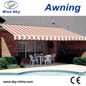 Steel Structure Outdoor Awning for Balcony Awning (B3200) pictures & photos