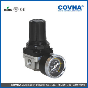 Covna Ar3000-05 Air Source Treatment for Regulator with Gauge pictures & photos