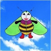 Sky Kite - Bee pictures & photos