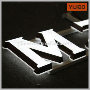 Wholesale Beautiful Acrylic Frontlit Mini 3D Channel Letters pictures & photos