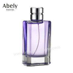 Unique Polygon Luxury Perfume Glass Bottle for Man pictures & photos