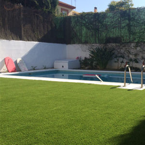 Landscaping Decoration Artificial Grass for Garden pictures & photos