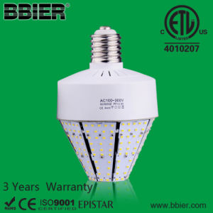 E27 40W 4800lumen Warm White LED Garden Light with ETL Approved pictures & photos