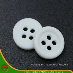 2 Holes New Design Polyester Shirt Button (S-116) pictures & photos