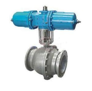 API Cast Steel Fixed Ball Valve pictures & photos