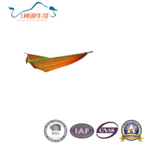 Waterproof Nylon Hanging Hammock Fo Camping pictures & photos