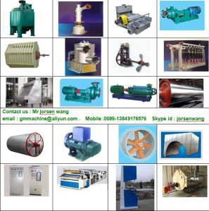 Tissue Paper Production Line, Restaurant Paper Supplier Jumbo Roll Machine pictures & photos