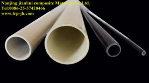 High Strength Electrical Insulation Round Fiber Glass Tube pictures & photos