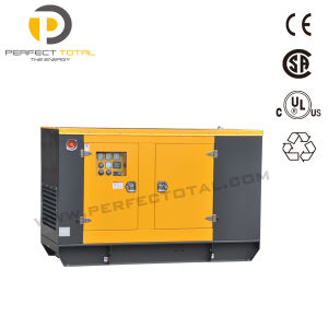25kVA Diesel Generator Set with Cummins Engine pictures & photos