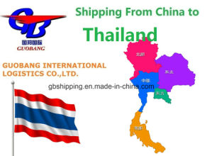 Best Shipping Services From China to Thailand