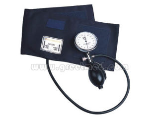 Cheap Price Palm Type Aneroid Sphygmomanometer pictures & photos