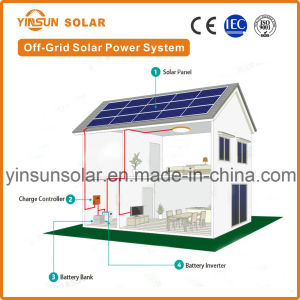 1000W off-Grid Solar Power System with ISO and Ce Approval pictures & photos