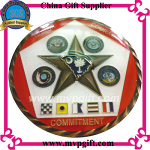 2017 Metal Challenge Coin for Souvenir Coin Gift pictures & photos