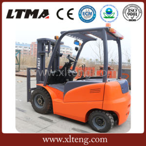 Ltma 1.5 Ton Electric Forklift Truck Can Work in Container pictures & photos